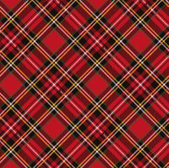 Tartan pattern background.eps