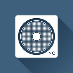 Vector music icon
