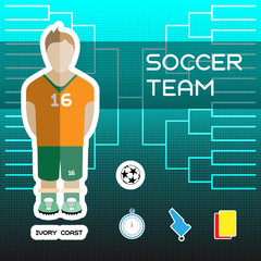 Ivory Coast Soccer Team