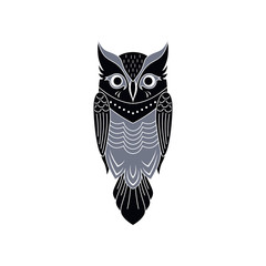 decorative owl art