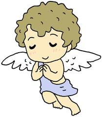 天使 祈り