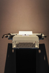 Point of View Typewriter