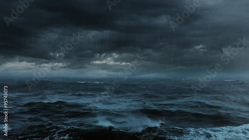 Lightning Storm At Sea Ocean Stock Footage And Royalty Free Videos On Fotolia