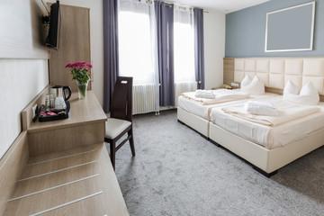 Schönes Doppelzimmer im Hotel