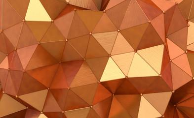 Polygone texture