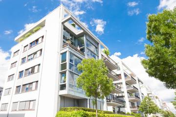 Eigenheim in Deutschland, Wohnung