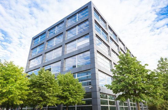 modernes Gebäude, Büro
