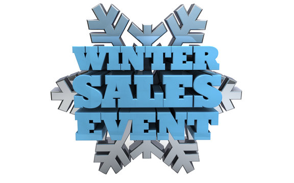 Winter Sales Event - Marketing and Promotion