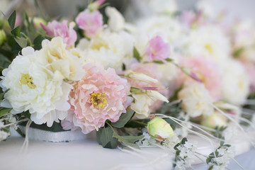 flowers, decor, wedding