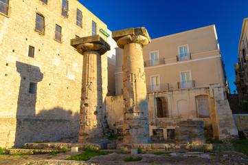 Taranto Colonne Doriche