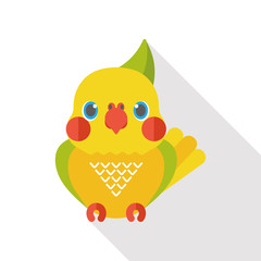 animal bird flat icon