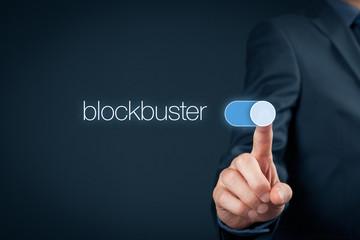 Blockbuster concept