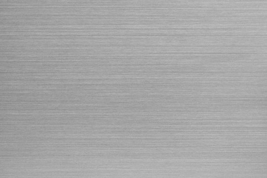 Brushed aluminum texture