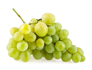 ripe and juicy cluster of vine