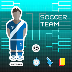 Guatemala Soccer Team