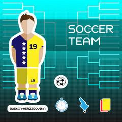 Bosnia and Herzegovina Soccer Team