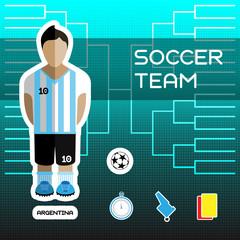 Argentina Soccer Team