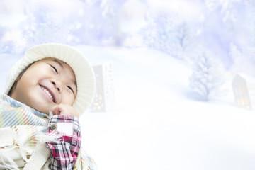 子供 クリスマスイメージ