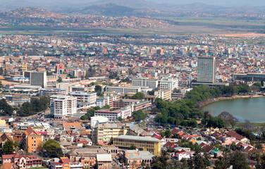 Administrative part of Antananarivo madagascar