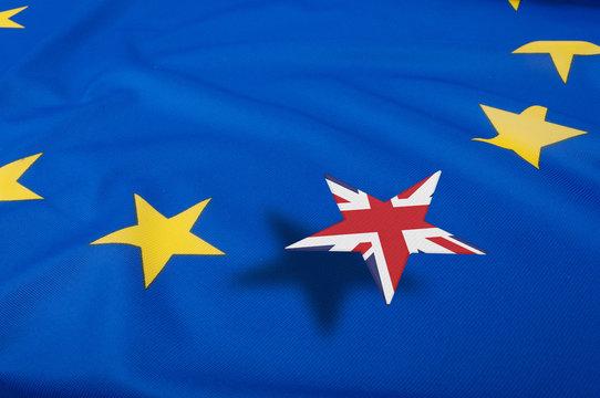 Brexit - European Union Flag