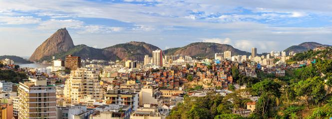 Fototapete - Rio de Janeiro downtown
