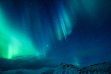 Amazing Northern light