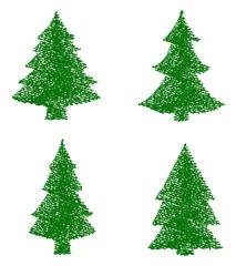 Vector / EPS. Background for Christmas Celebrations.