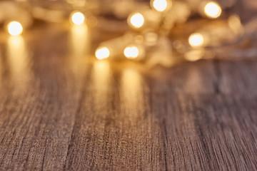 Christmas flat lay