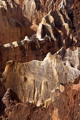 le canyon, Réserve nationale d'Ankarafantsika, Madagascar