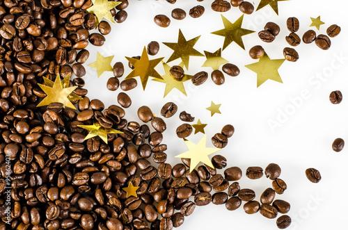 """frohe weihnachten: einladung zum adventskaffee :)"""" stockfotos und, Einladung"""
