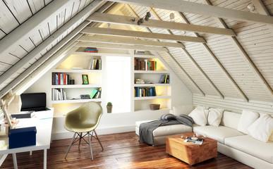 Dach-Apartment