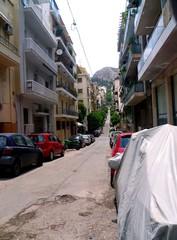 Strassen von Athen