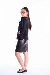 Fashion model ecommerce catalog shoot