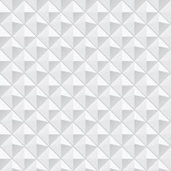 White geometric texture - seamless background.
