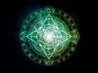 Image result for green sacred geometry