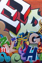 Street art / Alphabet