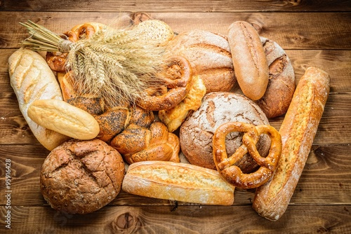 еда хлеб  № 2154419  скачать