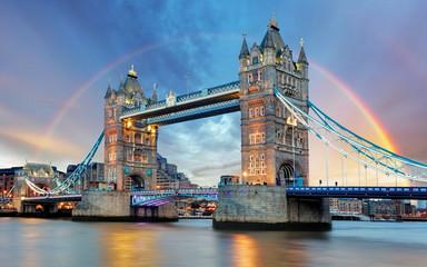 Printed roller blinds Bridge London Tower bridge