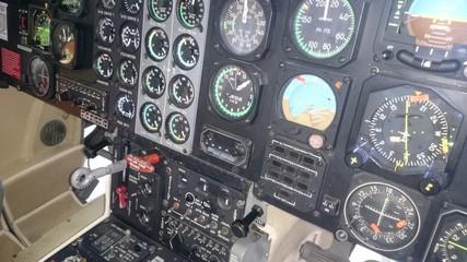 Elicottero - cockpit