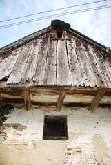 Barn Window in Topolo