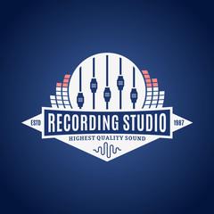 Recording Studio Logo