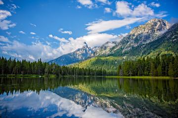 Fototapete - Sting Lake