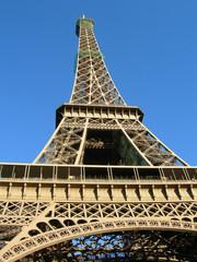 Landmark image of Eiffel Tower in Paris, France
