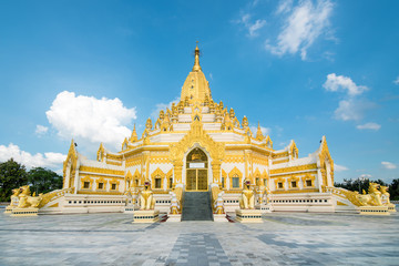 Swe Taw Myat, Buddha Tooth Relic Pagoda (Yangon, Myanmar)