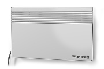 White wall convector