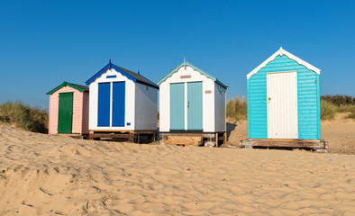 Sandy Beach Huts