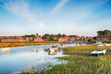 Fototapete - Blakeney in Norfolk
