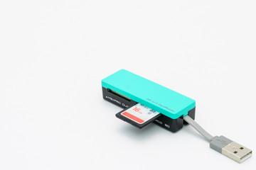 SD Card and Card Reader