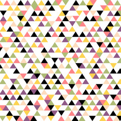 triangle pattern seamless