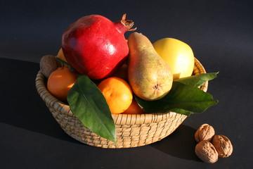 Cerca immagini cestino di frutta for Cesto di frutta disegno